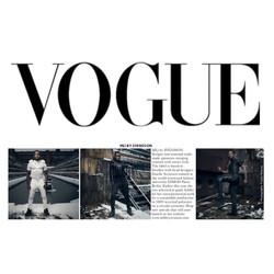 Vogue.co.uk April issue 2017