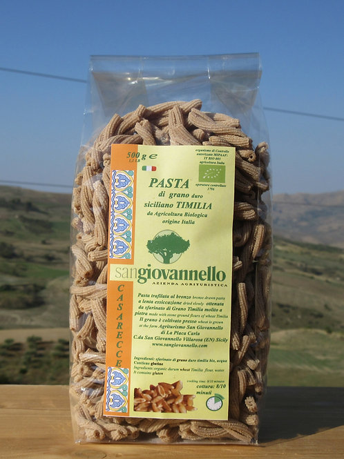 Pasta di Timilia  Bio conf. 250 g - Casarecce