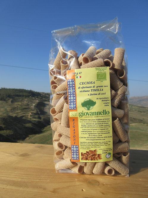 Rigatoni ceciosi  Bio conf. 500 g