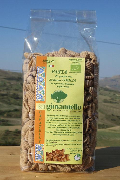 Pasta di  Timilia  Bio conf. 500 g - Cavatelli