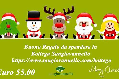 Gift Card- Buono Regalo 55
