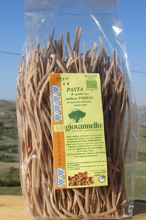 Pasta di  Timilia  Bio conf. 500 g - Linguine