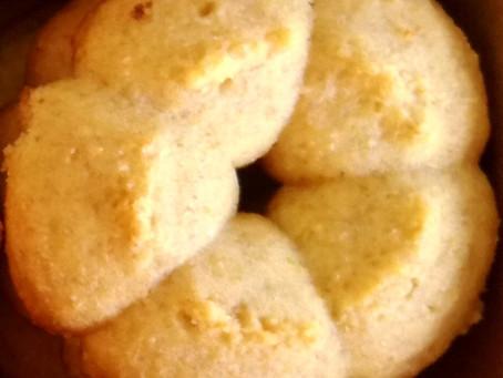 Biscotti con farina di cicerchia