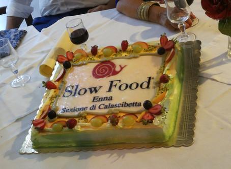 Calascibetta  e la condotta Slow Food