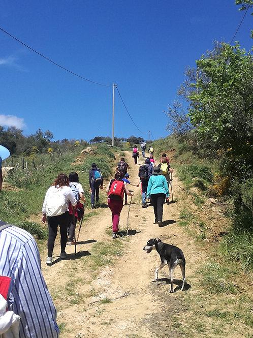 Legumi per un insolita minestra - escursione e corso di cucina - adulti