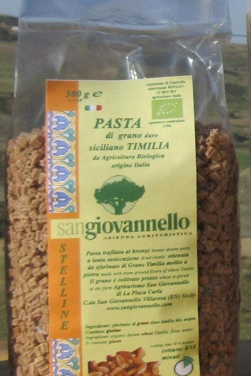 Pasta di  Timilia  Bio conf. 500 g - Stelline