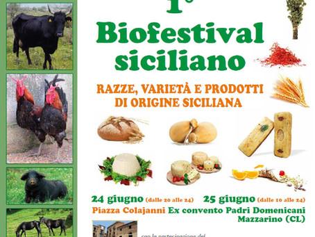 Biofestival siciliano