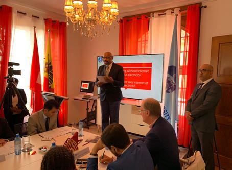 Conférence internationale« Études à distance avec ou sans internet et sans électricité »