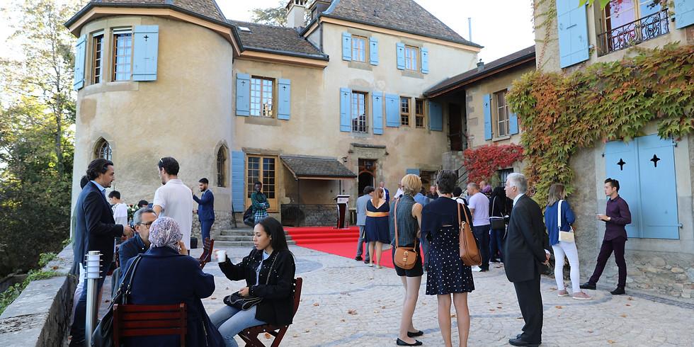 UMEF Orientation Day 2019 - 2020 at Château d'Aïre