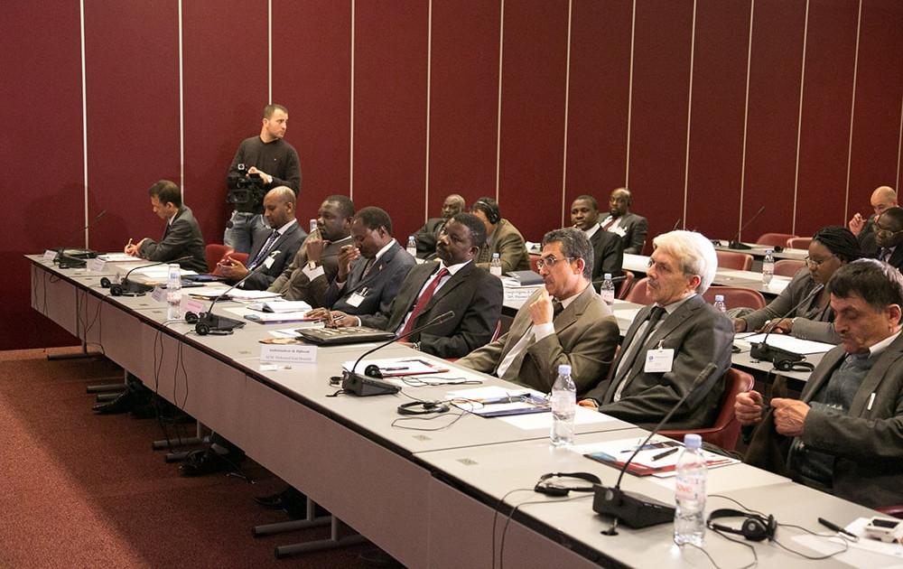 Conférence internationale sur l'enseignement à distance