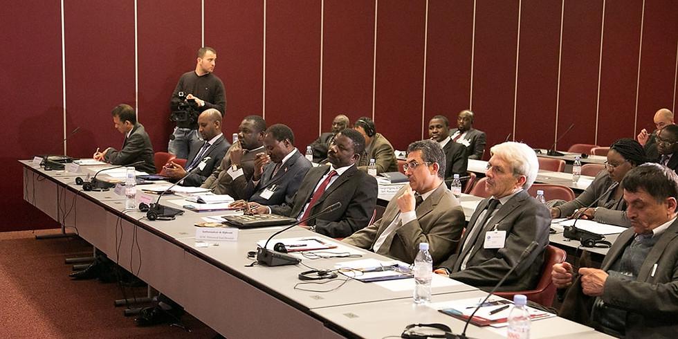 Conférence sur l'Agenda 2030 de l'Organisation des Nations Unies (ONU)