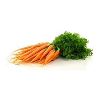 Jonge wortelen (bussel)