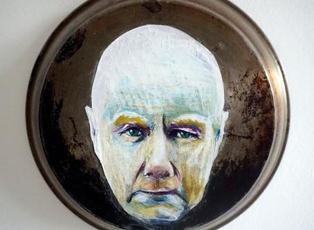 Irvine Welsh Portrait