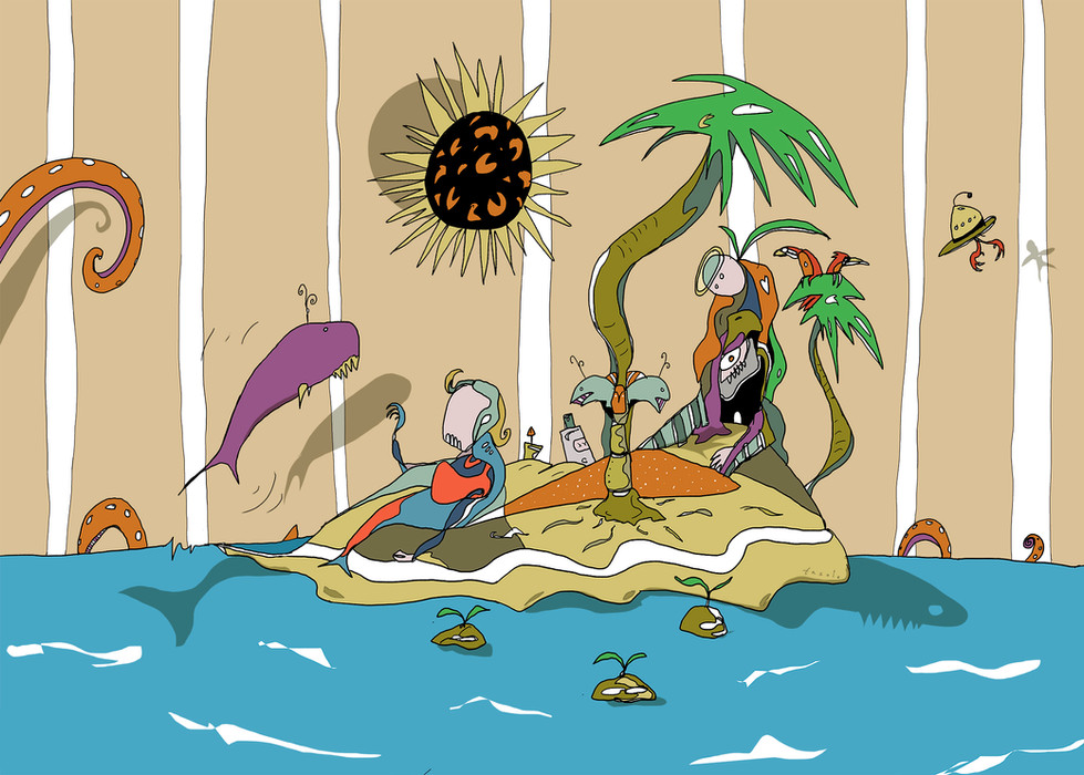 l'isola randagia