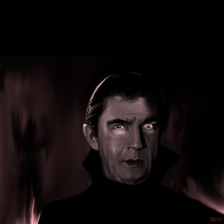 Study for a Portrait - Dracula