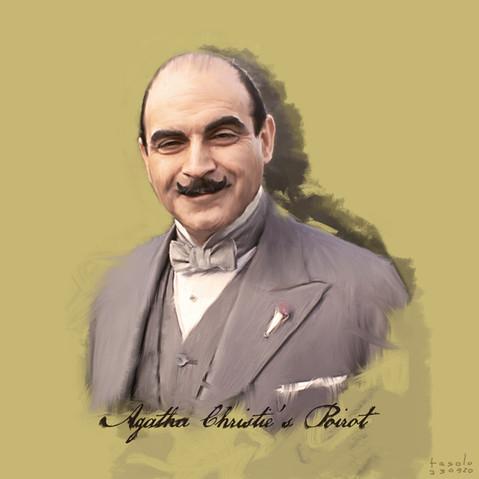 Study for a Portrait - H.Poirot