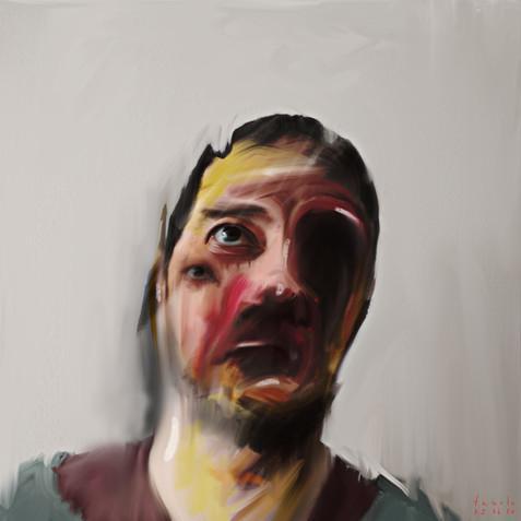 Study for a Portrait