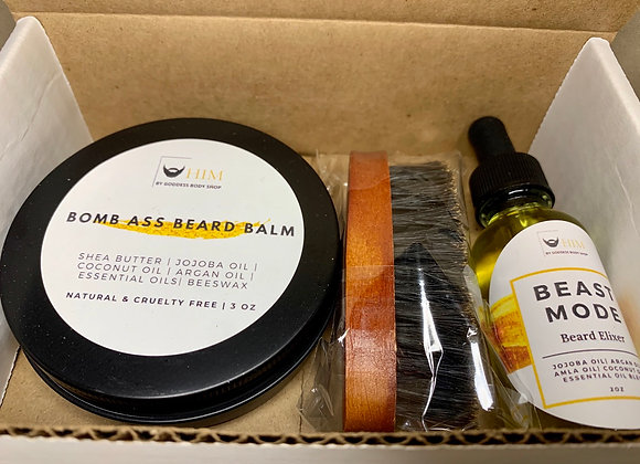 Beard Kit- Trio