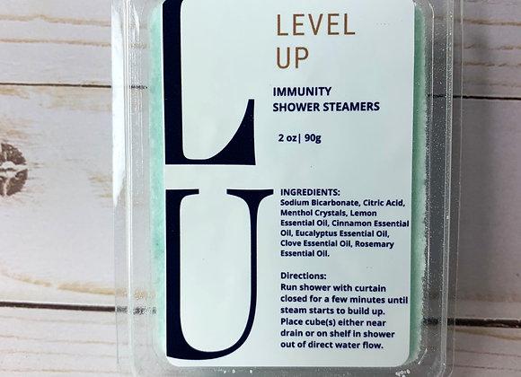 Level up- Shower Steamer