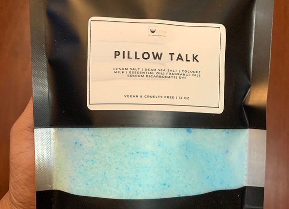 Pillow Talk- Muscle Soak