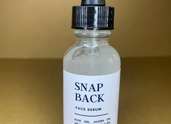 Snap Back-Face Serum