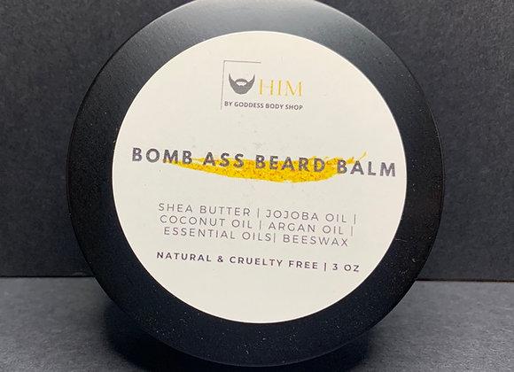 Bomb Ass Beard Balm