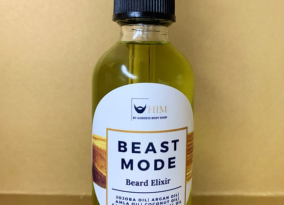Beast Mode Beard Oil