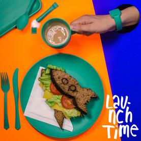 Laumchtime - Podcast Cover Design