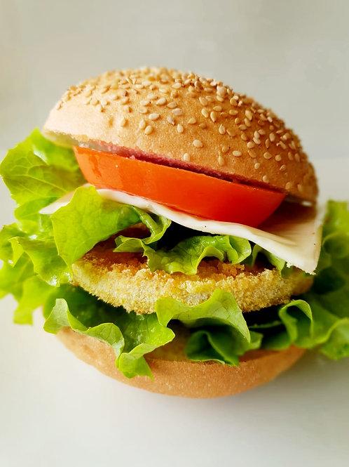 Chicken Burger Menù