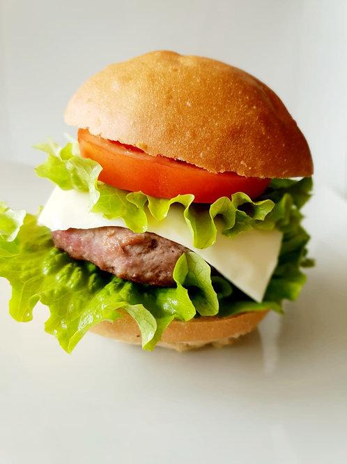 Baby Burger Menù