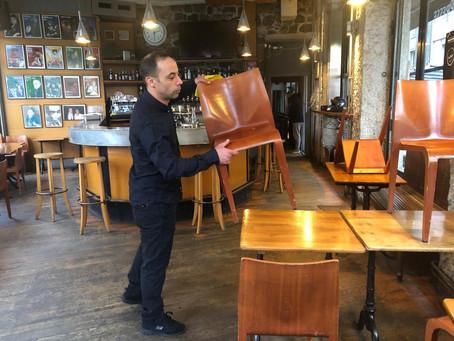 Genève fermera ses restaurants dès le 23 décembre, à 23 heures