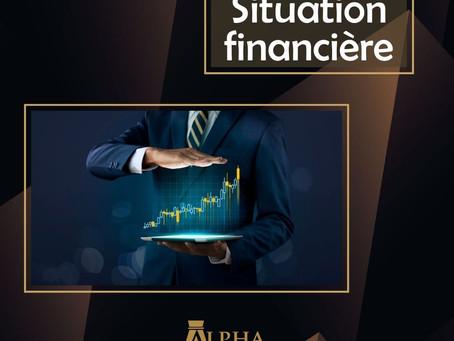 Situation financière