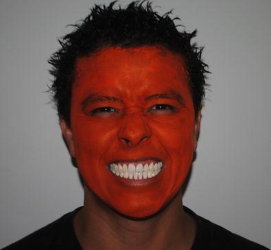 Foto rosto laranja 2014 - Hildebrando Ri