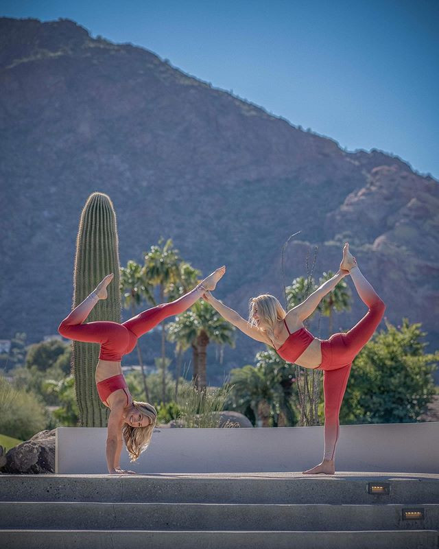 2020 Desert Bloom Yoga Festival was a fr