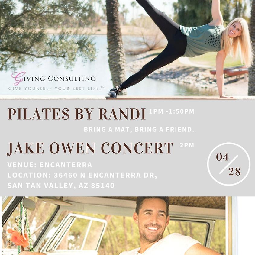 Pilates by Randi + Jake Owen