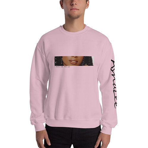 I wanna ride this out - Unisex Sweatshirt