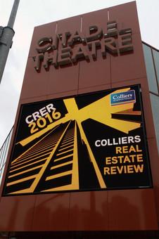 Digital Sign for CRER 2016