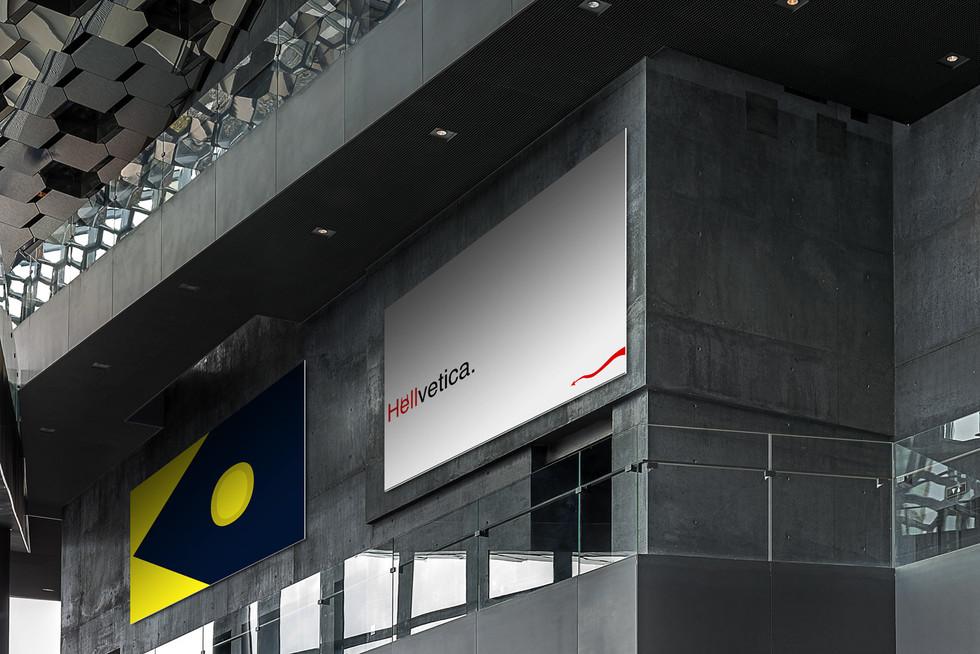 Helvetica Posters