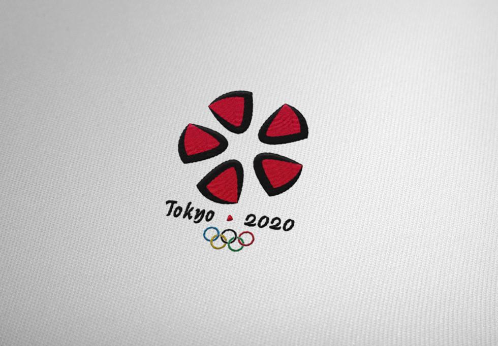 Tokyo Olympic Logo