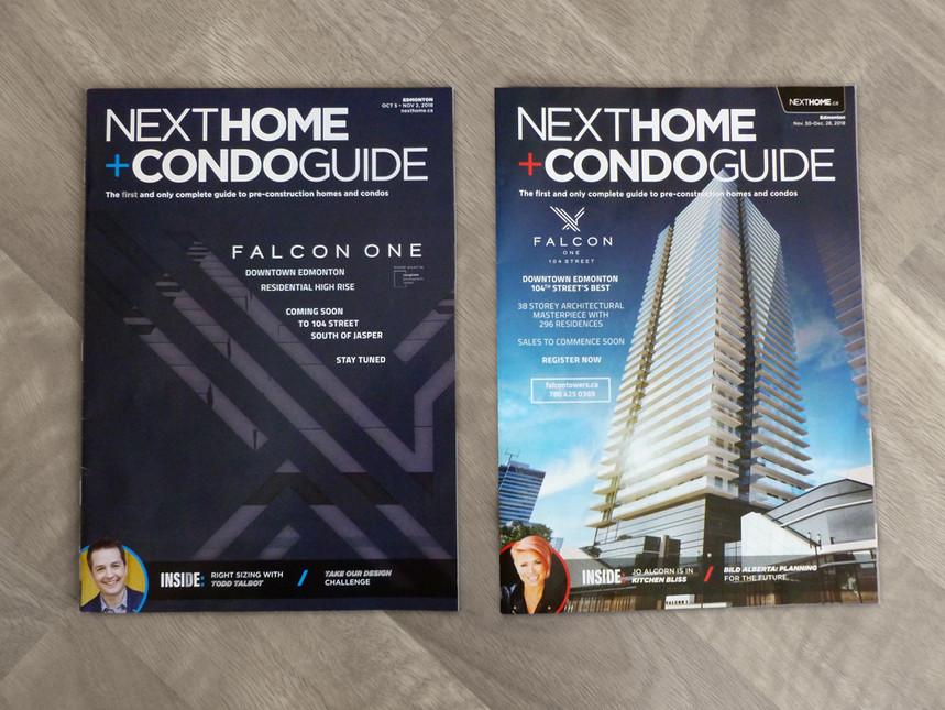 """Edmonton's """"Next Home + Condo Guide"""""""