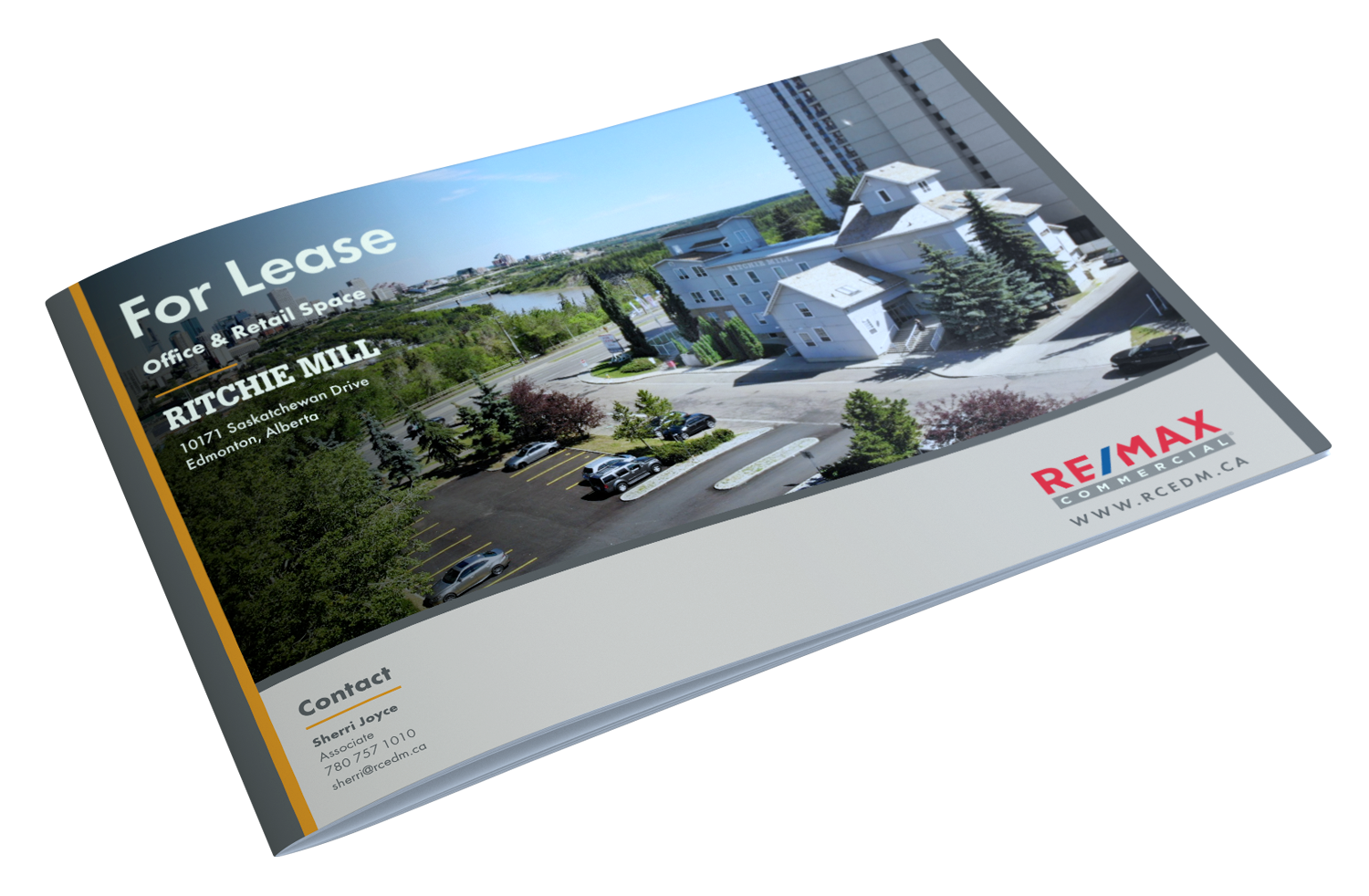 Ritchie Mill Lease Brochure