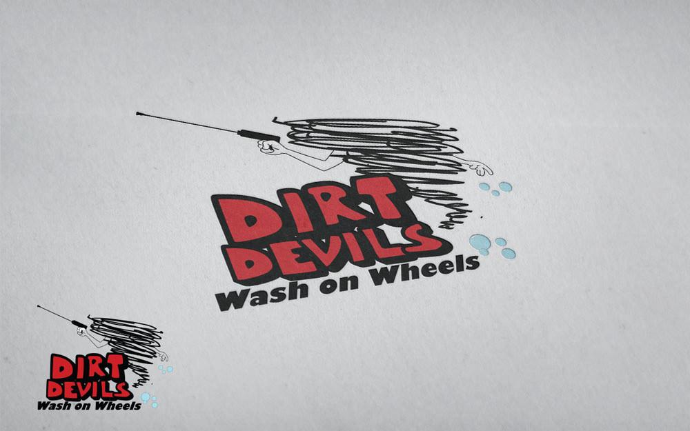 Dirt Devil's Wash on Wheels