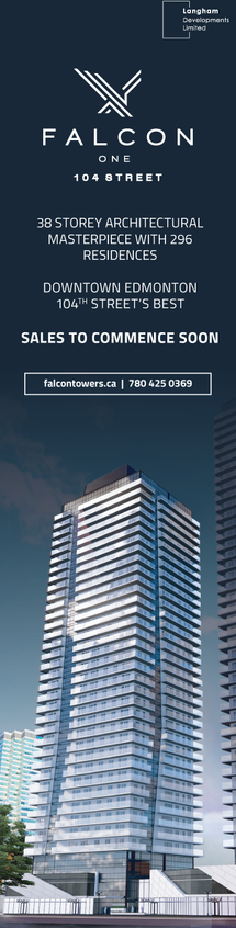 Edmonton Journal Half Page Ad
