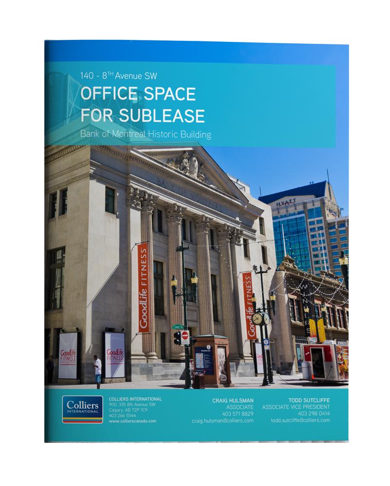 BMO Building, Calgary Brochure