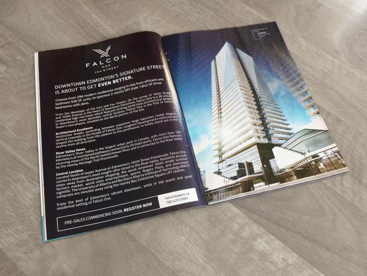 """Edmonton """"Next Home + Condo Guide"""