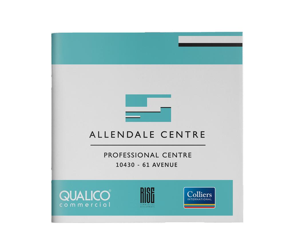 Allendale Centre Brochure