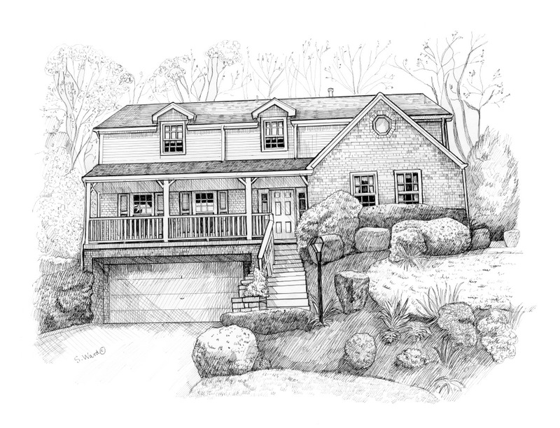 House Portrait Example (8)