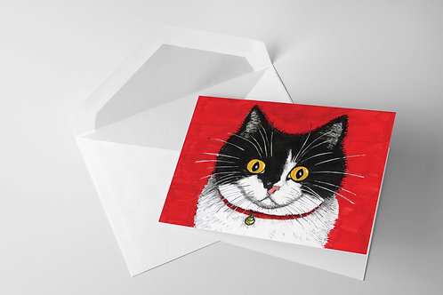 Notecards - Colorful Cats