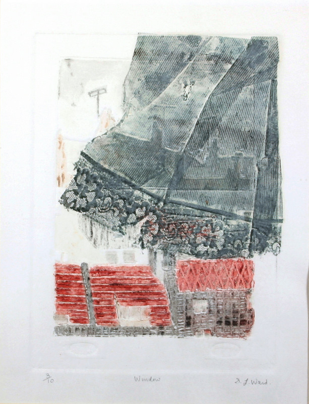Collagraph Window