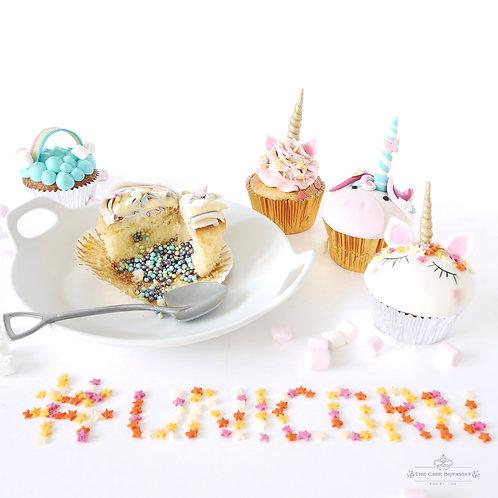 Unicorn Cupcakes Kids Class